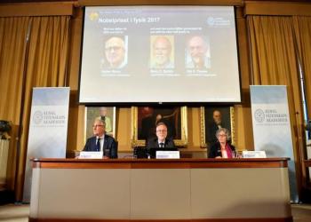 3 علماء أمريكيين يفوزون بجائزة نوبل في الفيزياء