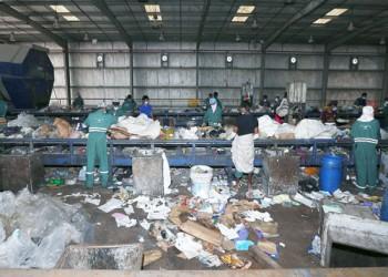 السعودية تخطط لتأسيس شركة لإعادة تدوير المخلفات