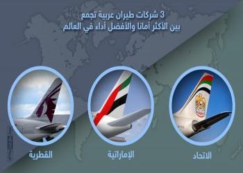 الأزمة الخليجية تهدد بتقويض السفر الجوي داخل المنطقة وخارجها