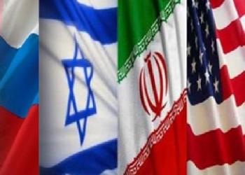 إيران في مرمى النيران