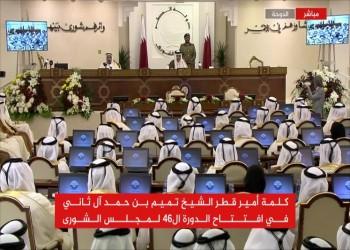 أمير قطر: دول الحصار لا تريد الحل ولم تترك شيئا إلا ومست به