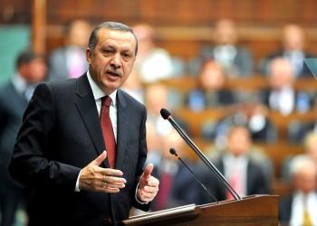 «أردوغان» يستبعد التقارب مع النظام المصري  