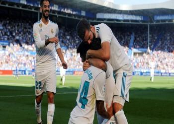 في مباراته الأولى.. «سيبايوس» يضع «ريال مدريد» بالمركز الرابع