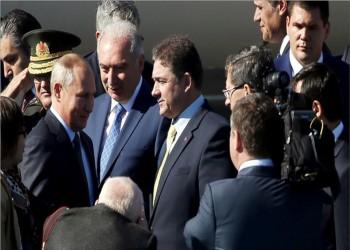 ميركل وبوتين يصلان إلى إسطنبول للمشاركة بالقمة السورية الرباعية