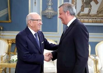 السبسي يلتقي رئيس الترجي التونسي ويدعوه للعدول عن استقالته
