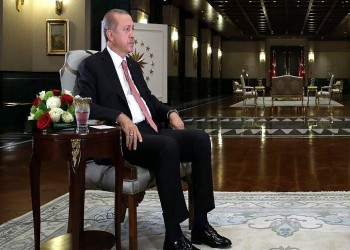 36 مستشارا يعاونون «أردوغان» في كافة المجالات