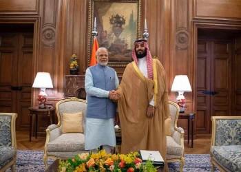 بن سلمان يلتقي رئيس وزراء الهند في الأرجنتين