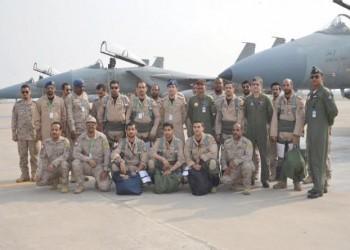 القوات السعودية تصل إلى باكستان للمشاركة بتمرين «التفوق»