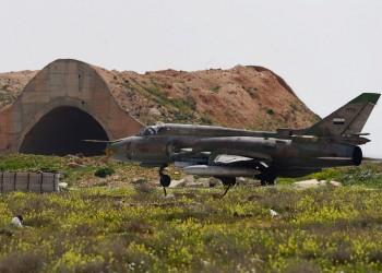 مصادر عسكرية سورية تنفي تعرض قاعدة «الشعيرات» لقصف صاروخي