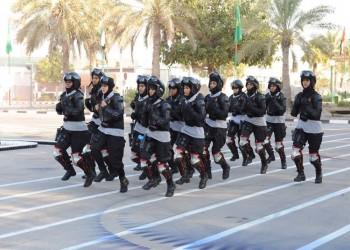 بالفيديو.. فرق عسكرية نسائية لحماية الشخصيات الهامة في الإمارات