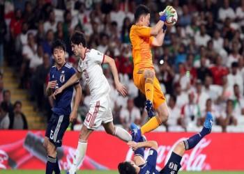 كأس آسيا.. اليابان إلى المباراة النهائية بثلاثية في إيران