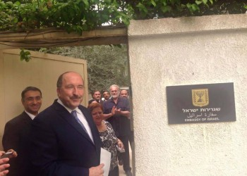 السفير «الإسرائيلي» يزور القاهرة بعد غياب 8 أشهر