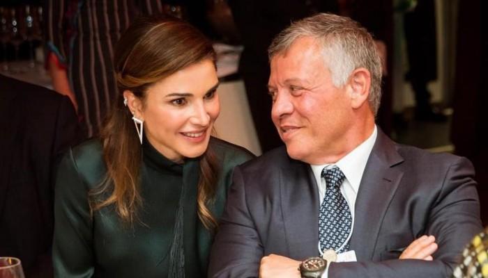 العاهل الأردني والملكة رانيا يغردان بمناسبة المولد النبوي