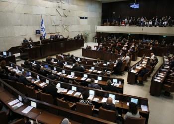 الكنيست يقر مبدئياً مشروع قانون يعتبر (إسرائيل) دولة اليهود