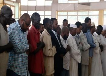إقامة صلاة الغائب على «مهدي عاكف» في السودان