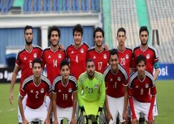 منتخب مصر للشباب يودع «أمم أفريقيا» ويفشل في الوصول لـ«كأس العالم»