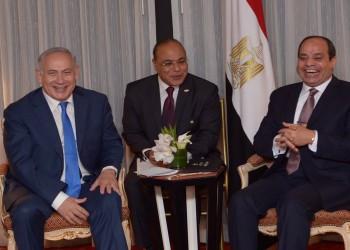 السيسي يلتقي وزيرا إسرائيليا الشهر المقبل في القاهرة