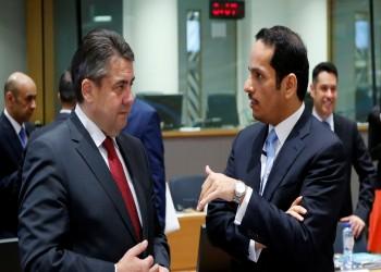 وزيرا خارجية قطر وألمانيا يبحثان التطورات الإقليمية والأزمة الخليجية