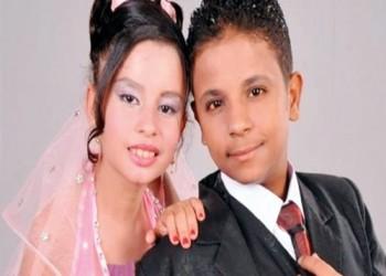 %40 من المصريين المتزوجين مبكرا يعانون الأمية