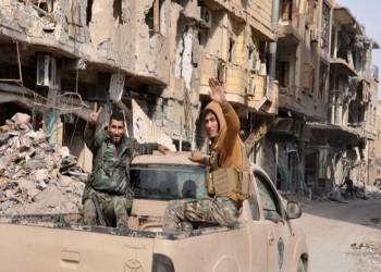 بدعم من «الحشد» العراقي.. النظام السوري يسيطر على البوكمال