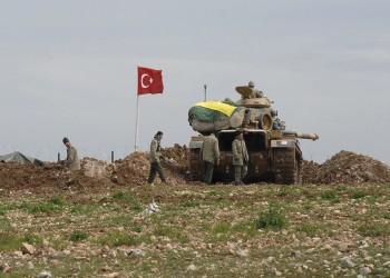 نقطة مراقبة للجيش التركي بحماة السورية