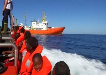 إيطاليا تدعو لغلق موانئها أمام المهاجرين غير الشرعيين