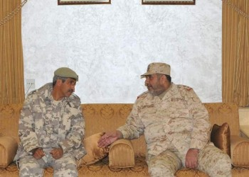 قائد القوة البرية القطرية يزور الكويت لمتابعة تمرين «فهود الصحراء»