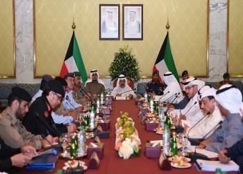 اجتماع موسع لوزارة الدفاع الكويتية