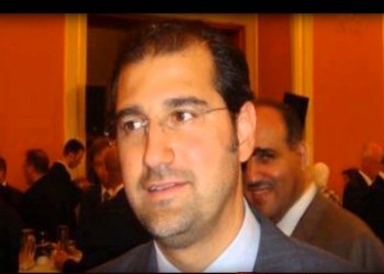 «رامي مخلوف» ينافس «الأسد» في تجنيد الشبان ضمن ميليشياته الخاصة في دمشق