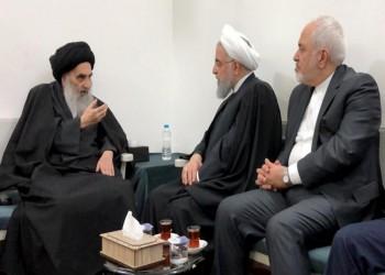 السيستاني لروحاني: يجب احترام سيادة العراق