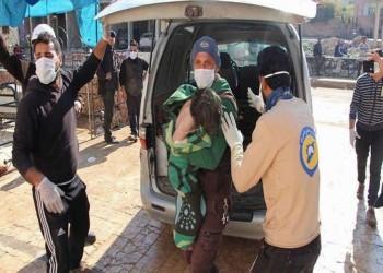 منظمة: السارين استخدم بسوريا قبل أيام من هجوم خان شيخون