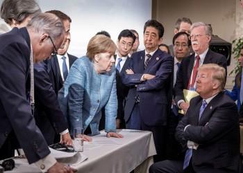 الفوضى تضرب السياسة الدولية