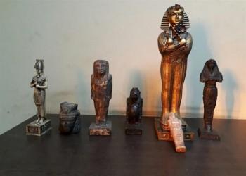 إيطاليا توافق على طلب مصري باستلام الآثار المهربة