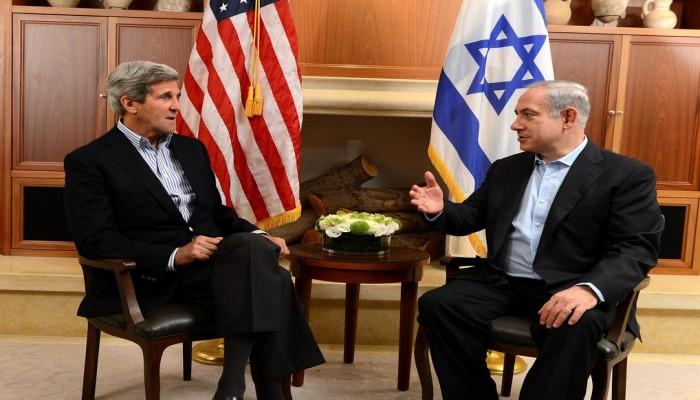 """""""كيري"""" يكشف خبايا حرب غزة 2014: """"نتنياهو"""" كان جبانا"""