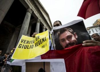 مصر تأسف لإعلان إيطاليا قطع العلاقات البرلمانية بين البلدين