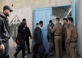 داخلية غزة تفرج عن 5 سجناء من حركة فتح