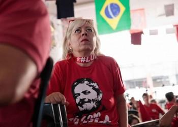 """""""لولا دا سيلفا"""" يقدم أوراق ترشحه لرئاسة البرازيل من السجن"""