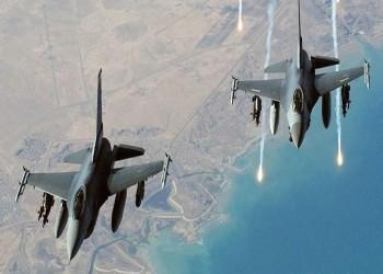 ضربة جوية مجهولة تستهدف «حزب الله» غرب دير الزور