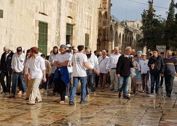 الخارجية الفلسطينية و«حماس» تدينان اقتحام المستوطنين المسجد الأقصى