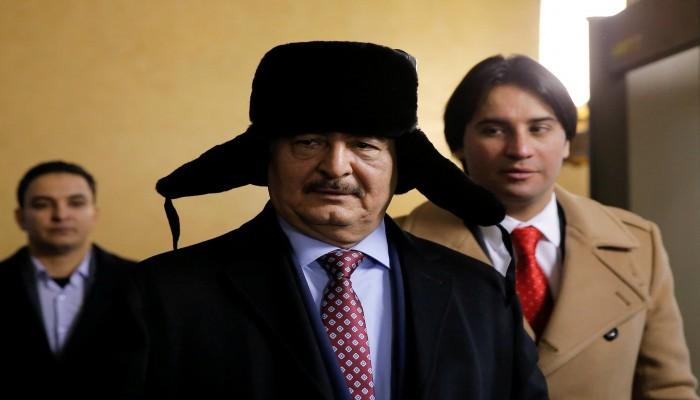 ديلي تلغراف: مرتزقة روس يدعمون حفتر بليبيا بقيادة طاهي بوتين