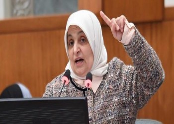 وزيرة العمل الكويتية تطالب بمساندة الفلسطينيين ضد المخططات الإسرائيلية