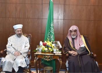 وزير «الدعوة والإرشاد» السعودي: المملكة وتركيا يد واحدة