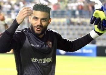 ناد إنجليزي يسخر من حارس منتخب مصر