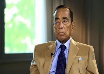 مصادر: عودة «حسين سالم» لمصر تمهد لصفقات مع (إسرائيل)
