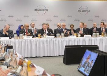 مقايضة وارسو: مواجهة ايران مقابل دعم «صفقة القرن»؟