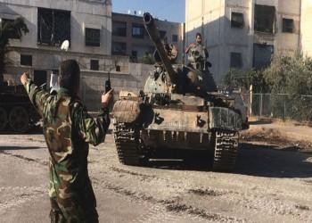 توافق إقليمي ودولي نادر على استعادة «الأسد» للجنوب السوري