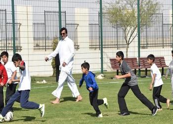 قطر تحتفل بيومها الرياضي.. إجازة سنوية و«تميم» يشارك