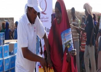 قطر تنفذ 290 مشروعا خيريا بالصومال خلال 2017