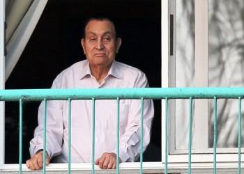 «مبارك» يقاضي وزير العدل المصري للحصول على 61 مليون جنيه