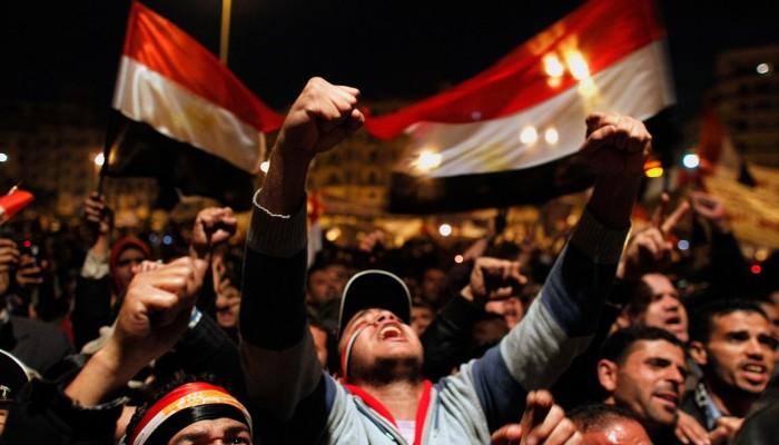في ذكرى ثورة يناير بمصر.. وسم «الشعب يريد إسقاط النظام» الأول عريبا والرابع عالميا